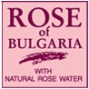 ROSE OF BULGARIA WITH NATURAL ROSE WATER