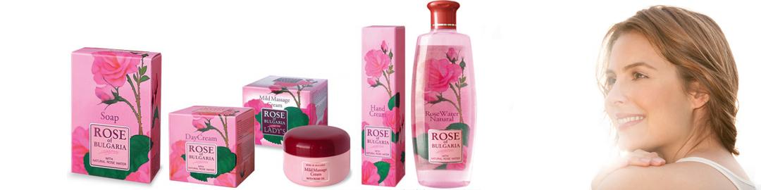 Rose косметика из болгарии