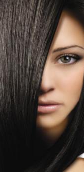 Гель- краска для волос черный