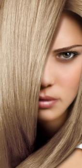 Гель- краска для волос платиново- русый