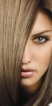 Гель- краска для волос пепельно- русый