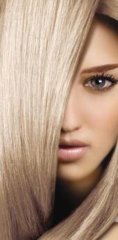 Жемчужно-русый цвет волос