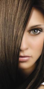 Гель- краска для волос шоколад