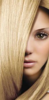 Гель- краска для волос шампанское