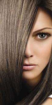 Гель- краска для волос темно- пепельно- русый