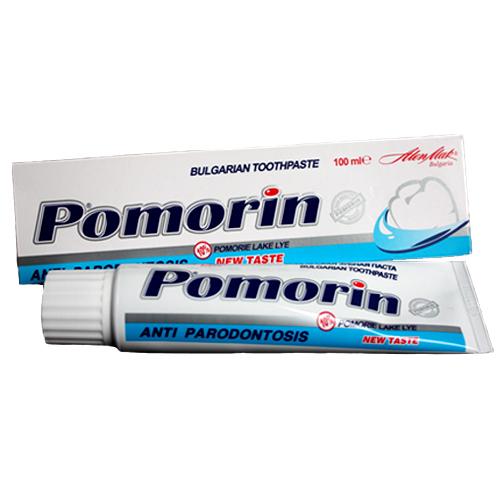 Паста зубная anti parodontosis Pomorin