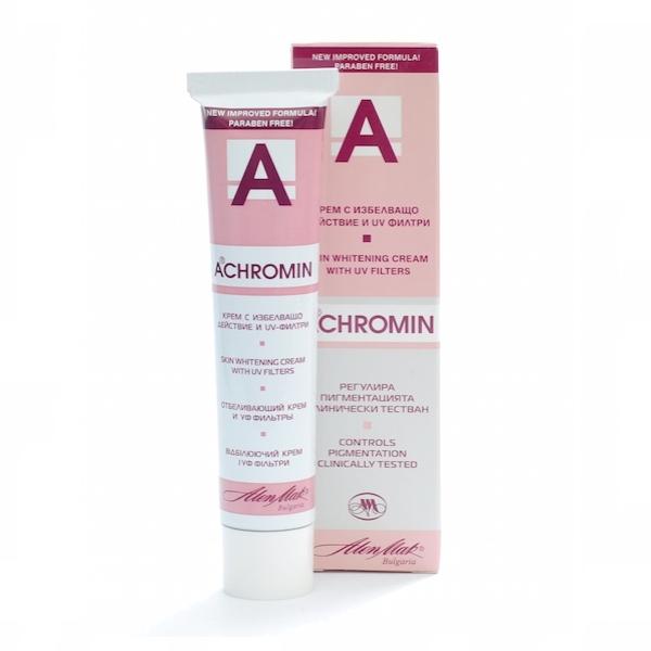 Крем с отбеливающим действием Achromin